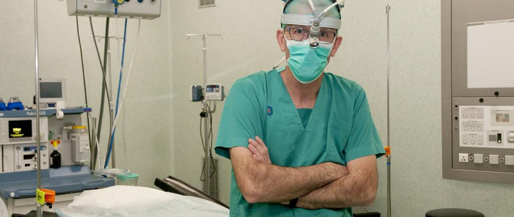 Dr. Ferran Pellisé  - cirujano de columna