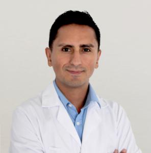 Dr Nicolás García Rodríguez